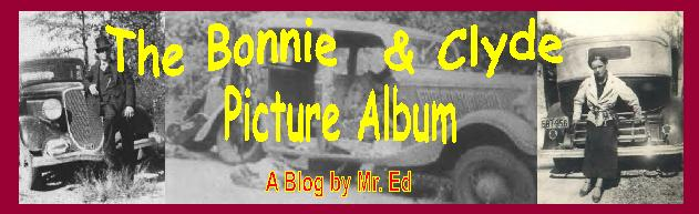 Bonnie & Clyde Photo Album