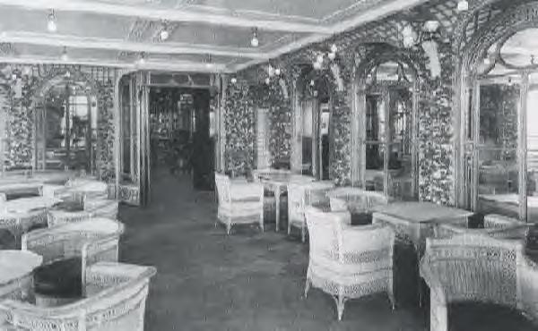 1st Class Palm Court