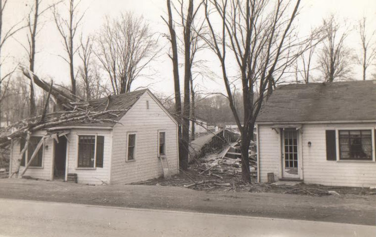 ~ Akron Storm Damage ~
