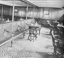 3rd Class Smoking Room