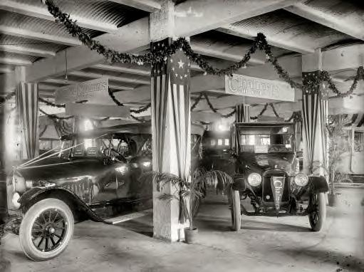 Washington, D.C., auto show. March 3-10, 1917