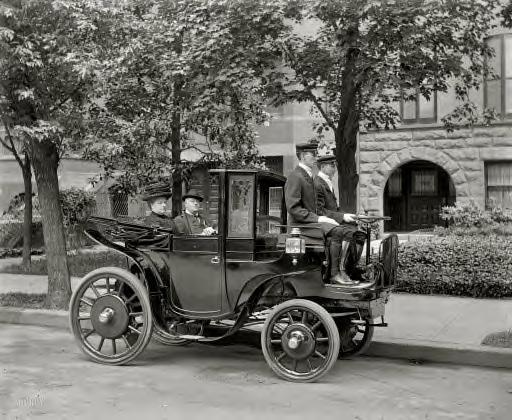 Washington, D.C., 1906. Senator George P. Wetmore, Rhode Island