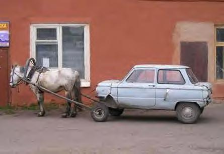 Another one horsepower car