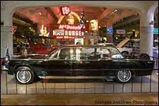 1961 Lincoln Assassination Limo of President John F. Kennedy