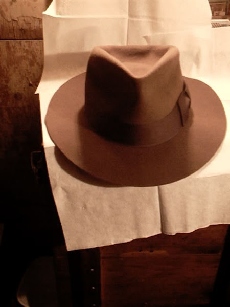Hat worn by Andy Garcia in the Untouchables