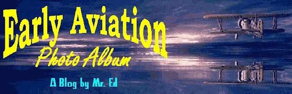 Early Aviation Photo Album