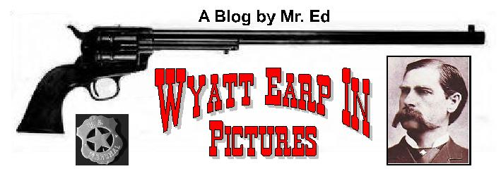 Wyatt Earp in Pictures