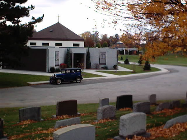 New Mausoleum
