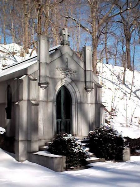 Stadelman - Grant Mausoleum