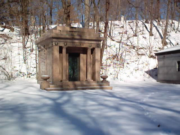 Sisler family mausoleum
