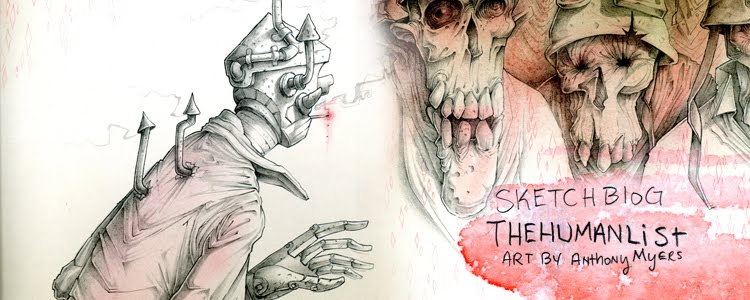 The Human List - SketchBlog