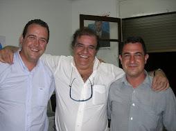 Secretario Comarcal, Secretario Electoral, Presidente Comarcal