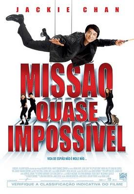 Missão Quase Impossível – Dublado