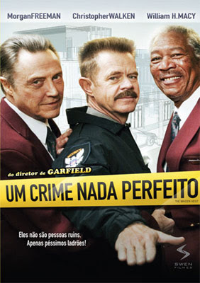 Um Crime Nada Perfeito (Dual Audio)
