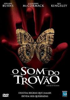 Filme Poster O Som do Trovão DVDRip XviD Dublado