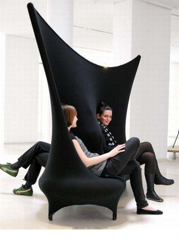 fun panorama funny sleeky and weird chair designs