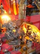 Lo que normalment no se ve del día de Sant Jordi, aquellos pequeños detalles . (sant jordi )