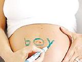 胎兒的性別