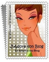 Premio Adoro tu blog