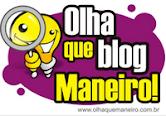 PRÊMIO OLHA QUE BLOG MANEIRO