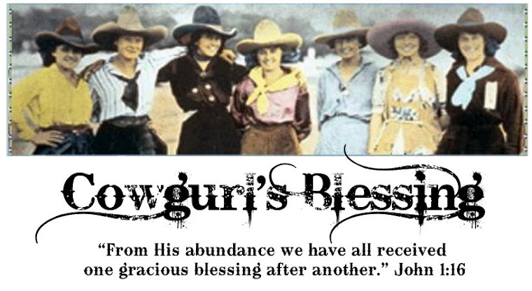Cowgurl&#39;s Blessing