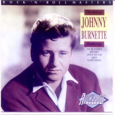 Blog de elpresse : ELVIS ET LE ROCKABILLY, cover johnny burnette