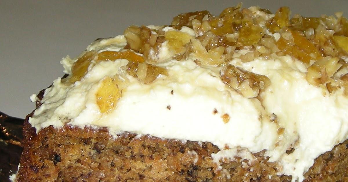 George Calombaris Carrot Cake Recipe