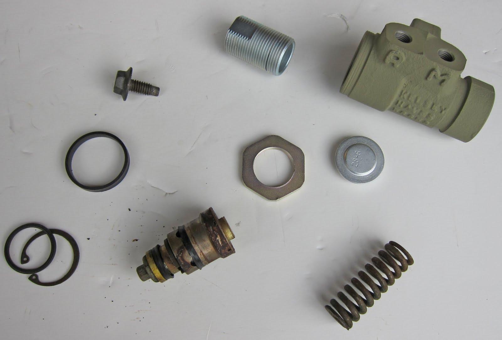 Wiring Diagram For Ke Proportioning Valve Thermostat Proportional Engine Virginia Clic Mustang Blog 1965 66 Disc Brake On