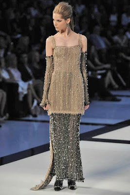 Chanel Beaded Gowns