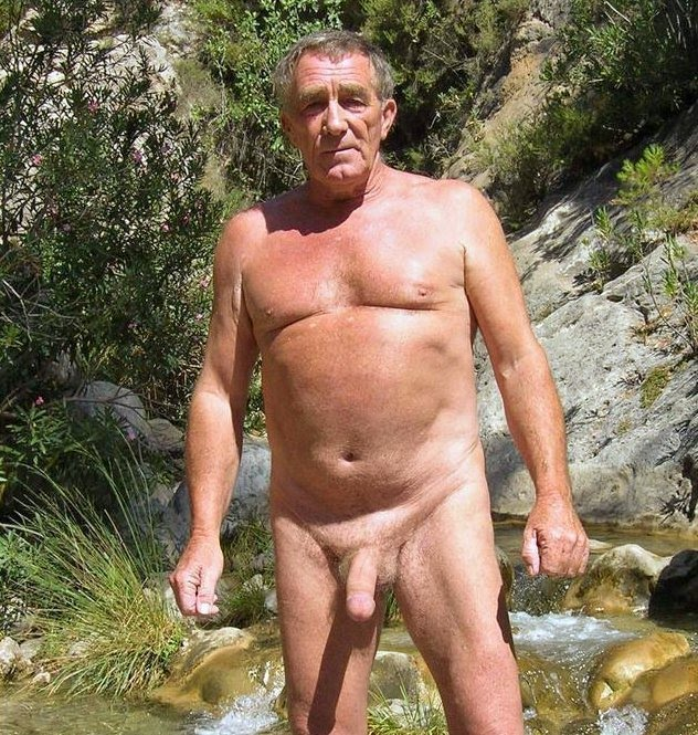 Naked Grandpa Pictures 68