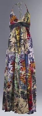 Firetrap floral maxi dress