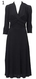 Smart Black Dress from Coast