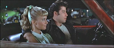 Drive in - Grease Style! picture danny sandy movie