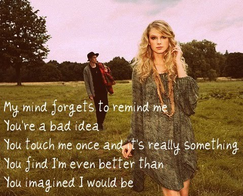 Sparks Fly ~Taylor Swift picture photo weheartit