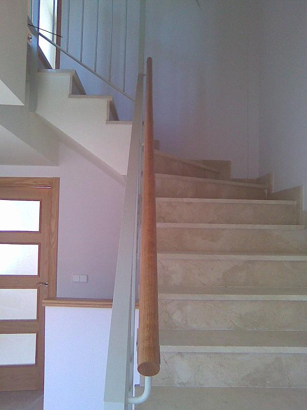 Duplex en residencial los pinos pisos bancos murcia for Escaleras duplex fotos