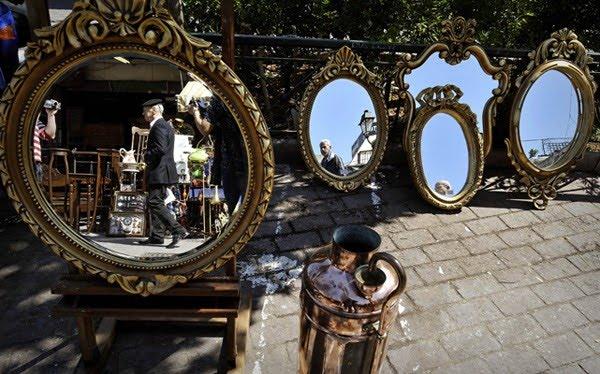 El gran misterio que hay detras del espejo taringa - Como se hacen los espejos ...