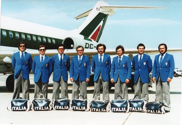 Nazionale Italiana Tiro a Volo 1977-1990