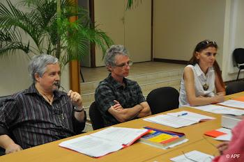 Réunion de travail - Commission législative en charge de l'aménagement et de l'urbanisme
