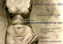 CLASES PARTICULARES DIBUJO Y PINTURA
