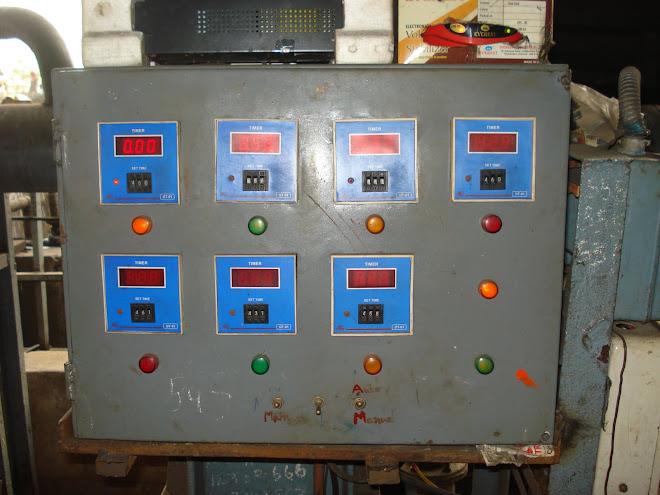 7X DIGITAL CONTROL PANEL