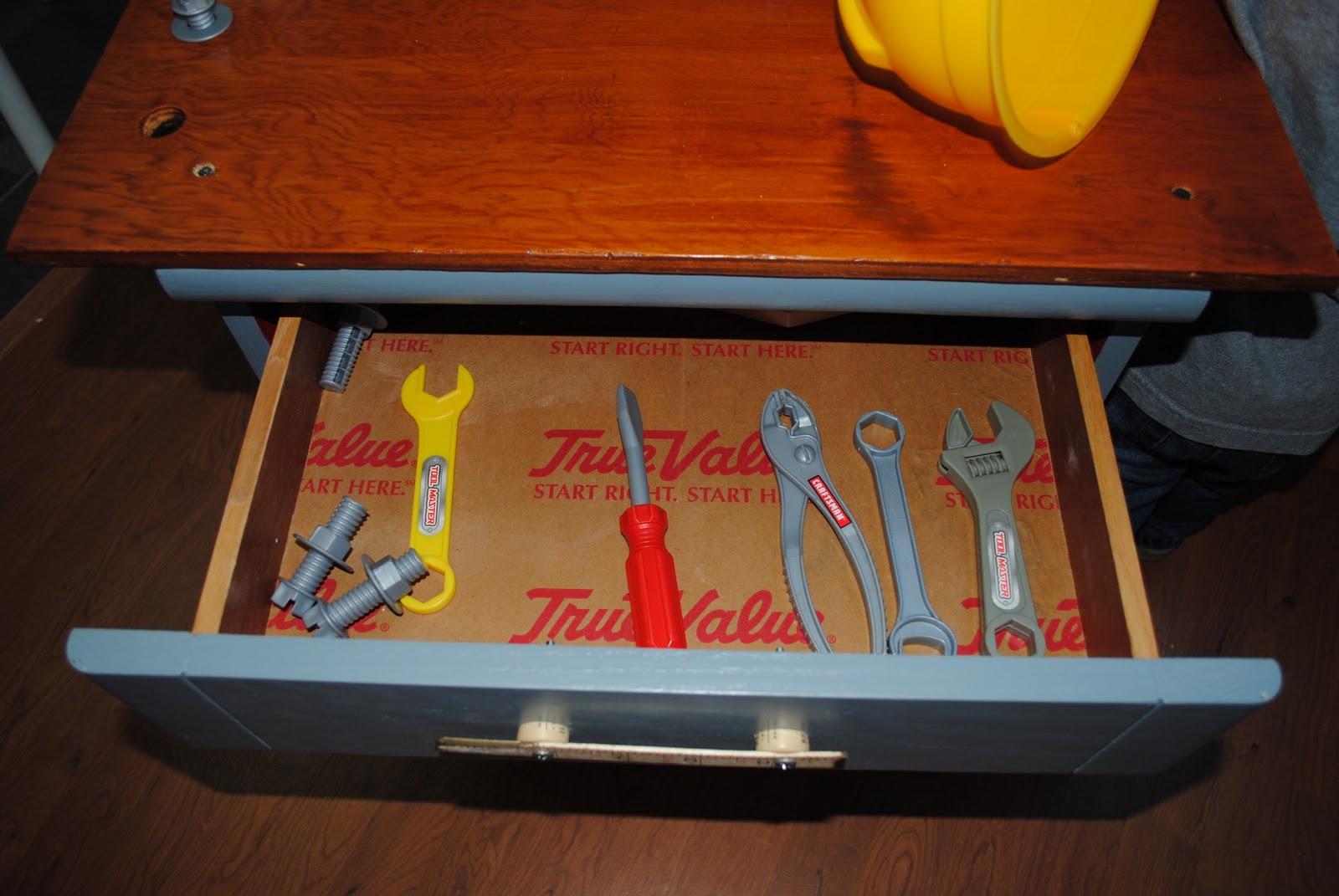 The Frugal Granny AJ s new workbench