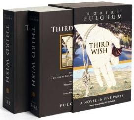 Third Wish (2-Volume Boxed Set with CD) (Paperback) by Robert Fulghum