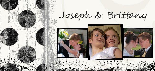 Joseph & Brittany