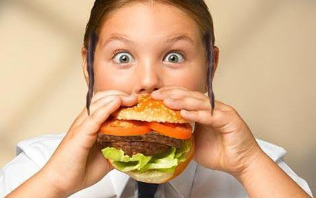 Refrain From Eating Unhealthy Foods