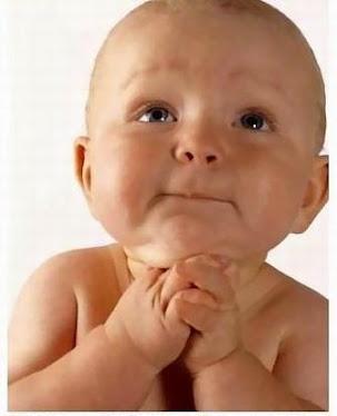 Jadilah seperti Anak Kecil yang lugu, polos dan Suka berdoa