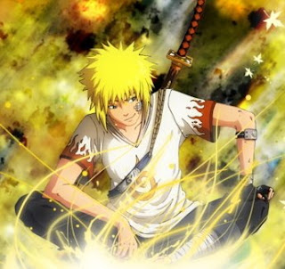 Todos Mis Animes: El Cuarto Hokage: Yondaime