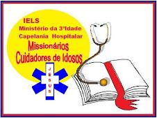 BREVE Curso MISSIONÁRIO CUIDADOR DE IDOSO