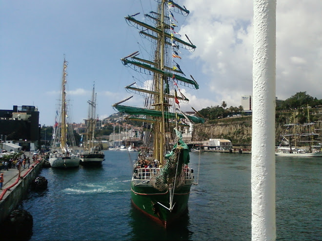 REGATA TALL SHIPS 2008