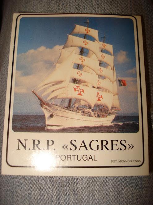 AUTOCOLANTE N.R.P. SAGRES