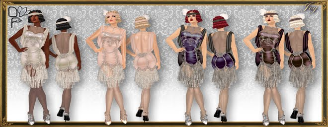 Donna Flora's Latest -JOY- @ Old Hollywood
